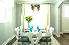 Dining Room Window Ideas Full Size Of Ning Curtains Decorating Curtain Yellow And Living Delightful For Bay Decor
