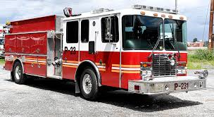100 Hme Fire Trucks SOLD 2004 HME 15001500 Rural Pumper Tanker Command Apparatus
