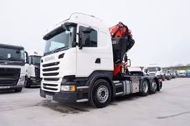 Scania (2015) R450 6 X 2 Fassi F660RA.2.26 Crane Mounted Tractor ... Moving Rources Plantation Tunetech 1996 Intertional Flat Bed Stake Truck W Tommy Lift Gate Liftgates Nichols Fleet Rental Services At Orix Commercial Enterprise Review 2019 New Isuzu Ftr 26ft Box With Industrial The Evolution Of The Liftgate Suppose U Drive Railgate Series Standard Models Operation Youtube Penske 4300 Morgan Isuzu Trucks For Sale Used Hino 268a