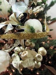 Raz Artificial Christmas Trees by 2017 Gold U0026 Silver Christmas Tree Inspiration Trendy Tree Blog