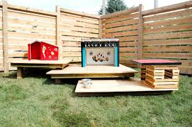 Triyae.com = Dog Play Area In Backyard ~ Various Design ... Delightful Backyard Garden Ideas Inside Likable Best Do It 12 Diy Aquaponics System For Indoor And The Self Decorating Rabbit Hutches Comfortable Home Your Small Pets Pink And Green Mama Makeover On A Budget With Help Discovering World Through My Sons Eyes Play 25 Unique Kids Play Spaces Ideas Pinterest 232 Best Nature Images Area Diy Projects Interesting Outdoor Designs Barbecue Bloghop Kid Blogger Playground Decoration