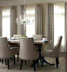 Curtain Ideas Dining Room Curtains Photos Kitchen Window With Regard To