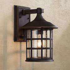 hinkley freeport bronze 12 1 4 high outdoor wall light v2818