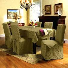 Pottery Barn Chair Covers Beauteous Cool Dining Room Design Ideas Decors Slipcovers