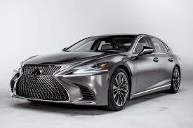 2018 Lexus LS First Look