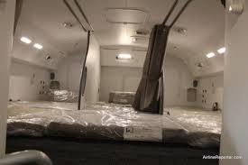 wo schlafen eigentlich piloten versteckte schlafzimmer in