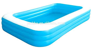 Hard Plastic Pool Kiddie With Built In Slide Pools For Kids