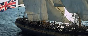 Hms Bounty Replica Sinking by Hms Providence Potc Wiki Fandom Powered By Wikia