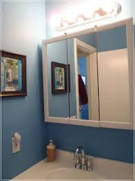 Extendable Bathroom Mirror Walmart by Bathroom Mirror With Lights And Storage Express Air Modern