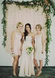 Picture Of Creative Indoor Ceremony Backdrops