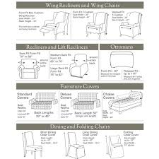 Shop Sure Fit Stretch Plush Cream Wing Chair Slipcover - Ships To ... Szenisch Ding Chair Covers Target Sure Velvet Dunelm Diy Table Patio Chaise Lounge Cushion Steel Outdoor Portable Recling Baby Potty Seat With Ladder Children Toilet Cover Kids Folding Budge Allseasons Medium P1w01sf1 Tan 36 X W D Buy Slipcovers Online At Overstock Our Best Solid Wood Beech Green High Elastic Sponge China Back Manufacturers Suppliers Ppare To Be Dazzled Royal Receptions Utah Royce Tiffany Plus Free Cushions Decor Essentials Ukgardens Cream Beige Garden Fniture Pad For
