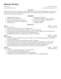 Resume Cashier Sales Associate Sample Of A This Is Example