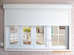 Sliding Glass Door Security Bar by Security Residential Aluminum Roller Shutters Buy Exterior