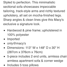 Kenton Fabric 2 Piece Sectional Sofa by Radley Sectional Furniture Cool Fabric Sectional Sofas In Brown