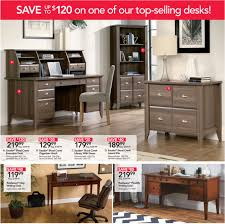 Sauder Shoal Creek Executive Desk Diamond Ash by Office Depot Office Max Weekly Ad 7 16 17 U2014 7 22 17 The Weekly Ad