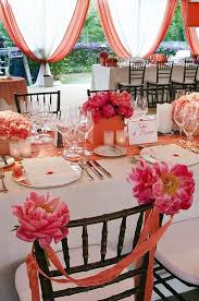 Coral Color Decorating Ideas by 127 Best Coral Weddings Images On Pinterest Coral Weddings