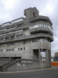 100 Architects Southampton Wyndham Court Brutalist Architecture Design