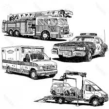 99 How To Draw A Fire Truck Step By Step Sketch Ing At PaintingValleycom Explore Collection Of