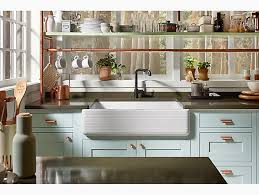 Kohler Purist Single Hole Kitchen Faucet by K 7505 Purist Single Handle Pull Out Spray Kitchen Sink Faucet