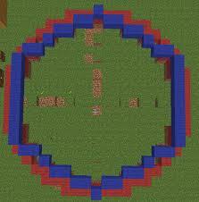 Minecraft Circle Floor Designs by Perfect Hexagon Survival Mode Minecraft Java Edition