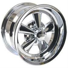 Cragar Vintage Series 1-Piece Chrome G/T Wheels 610C581245 - Free ... Chrome Concave 4x4 Off Road Wheels Alinum Alloy Truck Rbp 94r Black With Inserts Rims 2 New 15x8 0 Offset 5x1143 Mb Motoring Old School Helo Wheel And Black Luxury Wheels For Car Truck Suv Fuel D240 Cleaver 2pc Custom Ss Wanda Tires On Red Ford Club Car Golf Rim Isolated On White Background Stock Photo 727965646 And Pictures Amazoncom 18 Inch 2004 2005 2006 2007 2008 F150 Truck Oem By Rhino