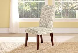 Image Of Dining Chair Slipcovers Plan Striped Chairs Uk Room