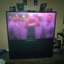 big screen tv ebay