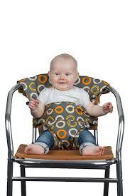 chaise bébé nomade chaise nomade totseat zest louli des bois brest