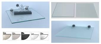 möbel wohnen wandregal board clip c325 in 5 farben 8 mm