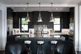 White Black Kitchen Design Ideas by 30 Best Black Kitchen Cabinets Kitchen Design Ideas With Black