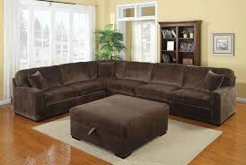 Extra Deep Couches Living Room Furniture by Living Room Sectional Microfiber Couch Microsuede Couches On