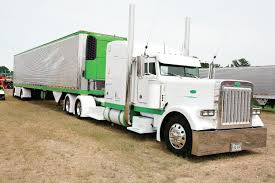 Trucking   Trucks   Pinterest   Peterbilt, Rigs And Biggest Truck Peterbilt Tractors Semis For Sale Armando Garcias 1997 Peterbilt 379 Named Danger Won First In The Classic King Of The Highway Fepeterbilt Prime Mover On Display At 2015 Riverina Truck France Family Farms Peterbilt Western Kansas Show American Tractor Image Photo Bigstock Show Trucks Chromed Out Wow Youtube Truck And Semi Trailer With Flat Deck Loaded Gallery Pride Polish Prepping Staging For Shdown 2000