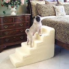 Dog Stairs For Tall Beds by Foam Dog Ramps For Beds Home Decoration Ideas