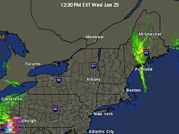 Northeast US Animated Radar Underground Weather Forecast
