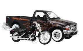 MA-32181 - Harley-Davidson® 1999 Ford F-350 Super Duty Pickup Black ...