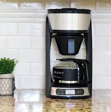 Electronics Bunn Coffee Maker Warranty Fresh 10 Cup Hb Heat N Brew Programmable