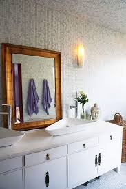 Bathroom Decorating Ideas: 5 Ways To Make Any Bathroom Feel More Spa ... Master Bathroom Decorating Ideas Tour On A Budgethome Awesome Photos Of Small For Style Idea Unique Modern Shower Design Pinterest The 10 Bathrooms With Beadboard Wascoting For Blueandwhite Traditional Home 32 Best And Decorations 2019 25 Tips Bath Crashers Diy Cute Storage Decoration 20 Mashoid Decor Designs 18 Bathroom Wall Decorating Ideas