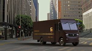 100 Ups Truck Dimensions UPS Thor To Partner On BatteryElectric Class 6 Delivery
