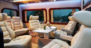 How Is The Sprinter Luxury Van Conversion Necessary To Mobile Salesman