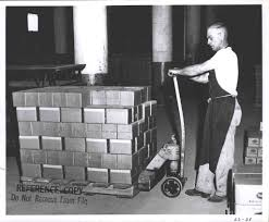 100 History Of Trucks Of The Hand Pallet Truck 75th Anniversary Washington And