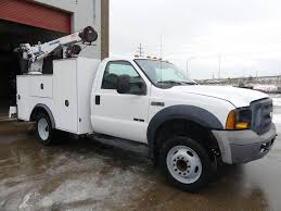 100 2006 Ford Truck F550 Single Axle Mechanic Service For Sale