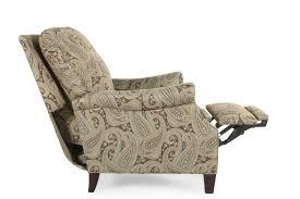 Sams Leather Sofa Recliner by Sam Moore Brendan Recliner Mathis Brothers Furniture