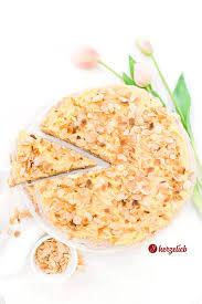 mandeltårta rezept kuchenklassiker aus schweden