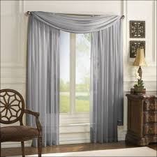 Gray Sheer Curtains Target by Interior Magnificent Sheer Curtain Panels With Designs Coral