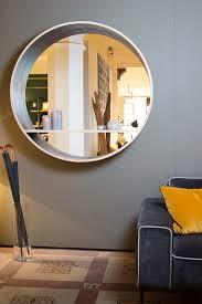 spiegel console mit holzrahmen drugeot manufacture