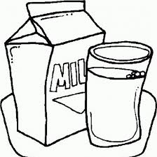 glass of milk clipart OurClipart