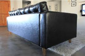 Karlstad Sofa Leg Hack by Karlstad Discontinued Welcome Landskrona Sofa Review