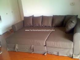 Ikea Sectional Sofa Bed by Ikea Sectional Sofa Bed Assembled At The Cloisters Apartments In