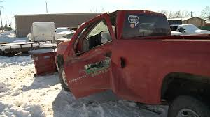 100 Best Plow Truck Snow Plow Accident Raises Question Of Whos At Fault