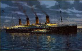 Minecraft Titanic Sinking Animation by Titanic Full Hd Wallpapers Search